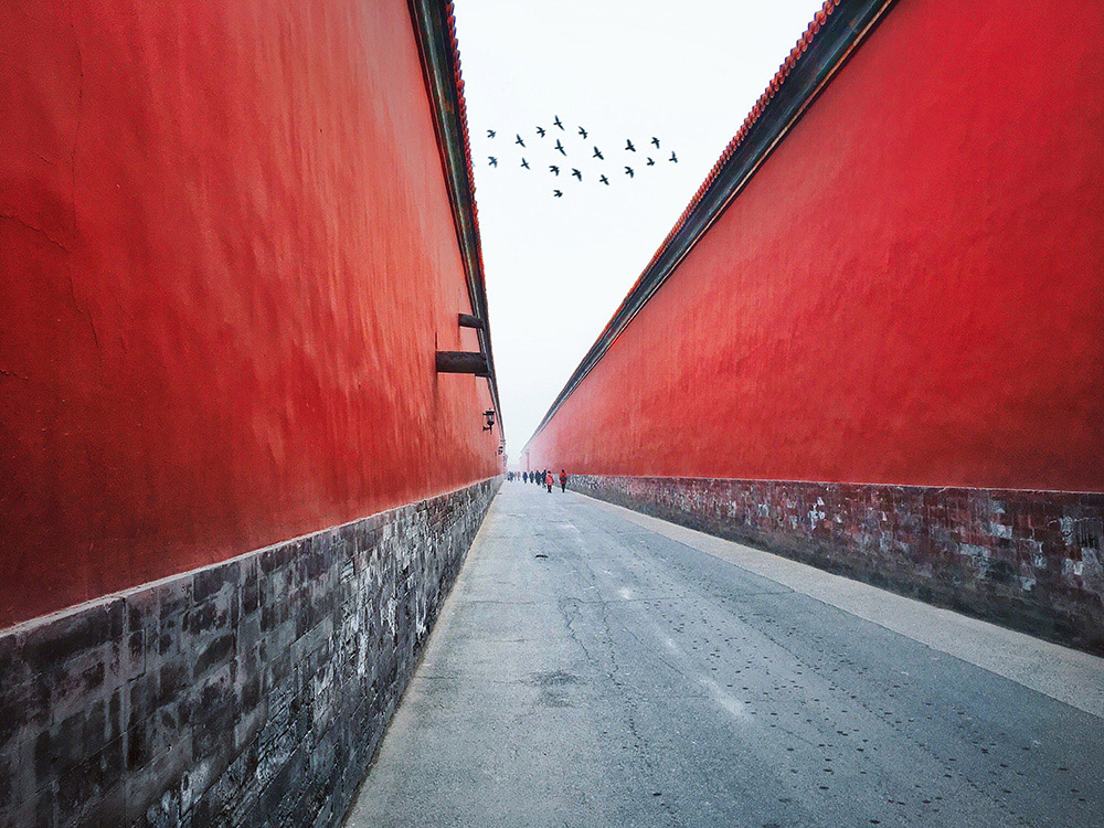 © Naian Feng, Shanghai, China, 2nd Place – Architecture, IPPAWARDS — iPhone Photography Awards