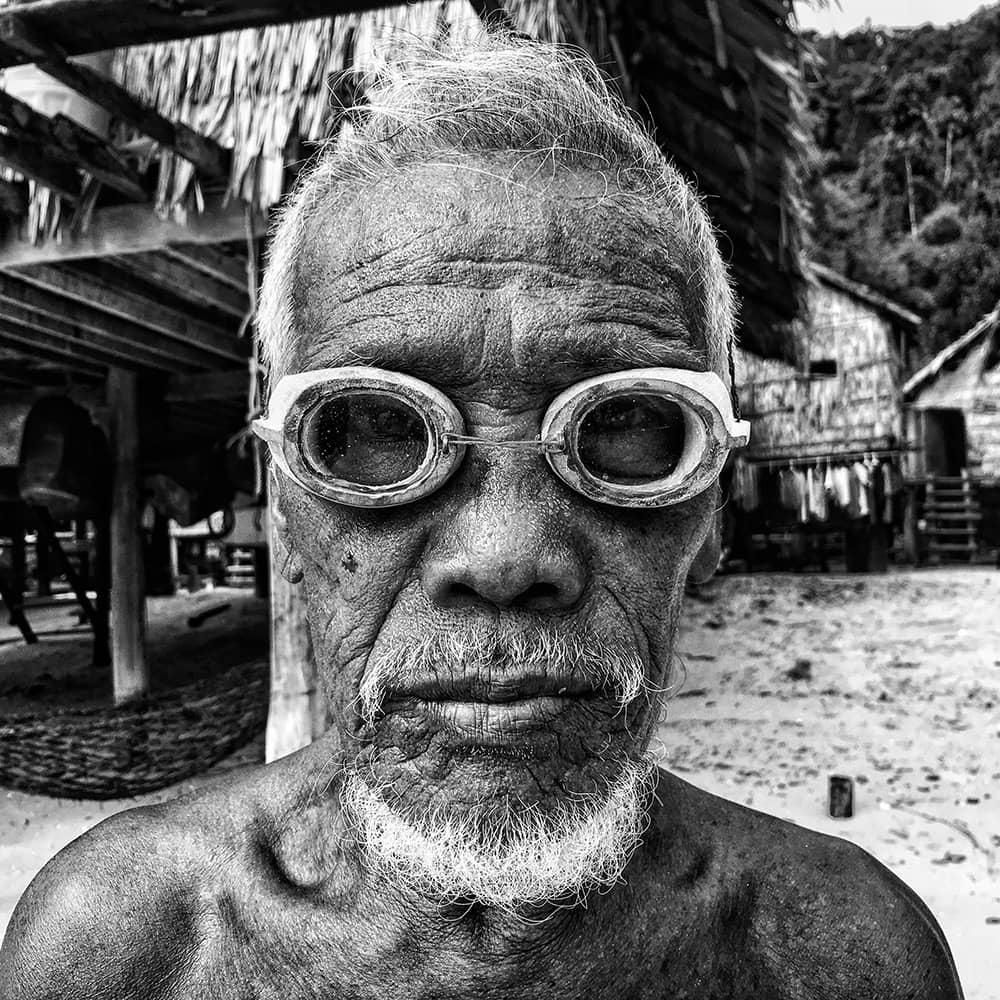 Salamah, © Scott Woodward, Singapore, 1st Place – Portrait, IPPAWARDS - iPhone Photography Awards