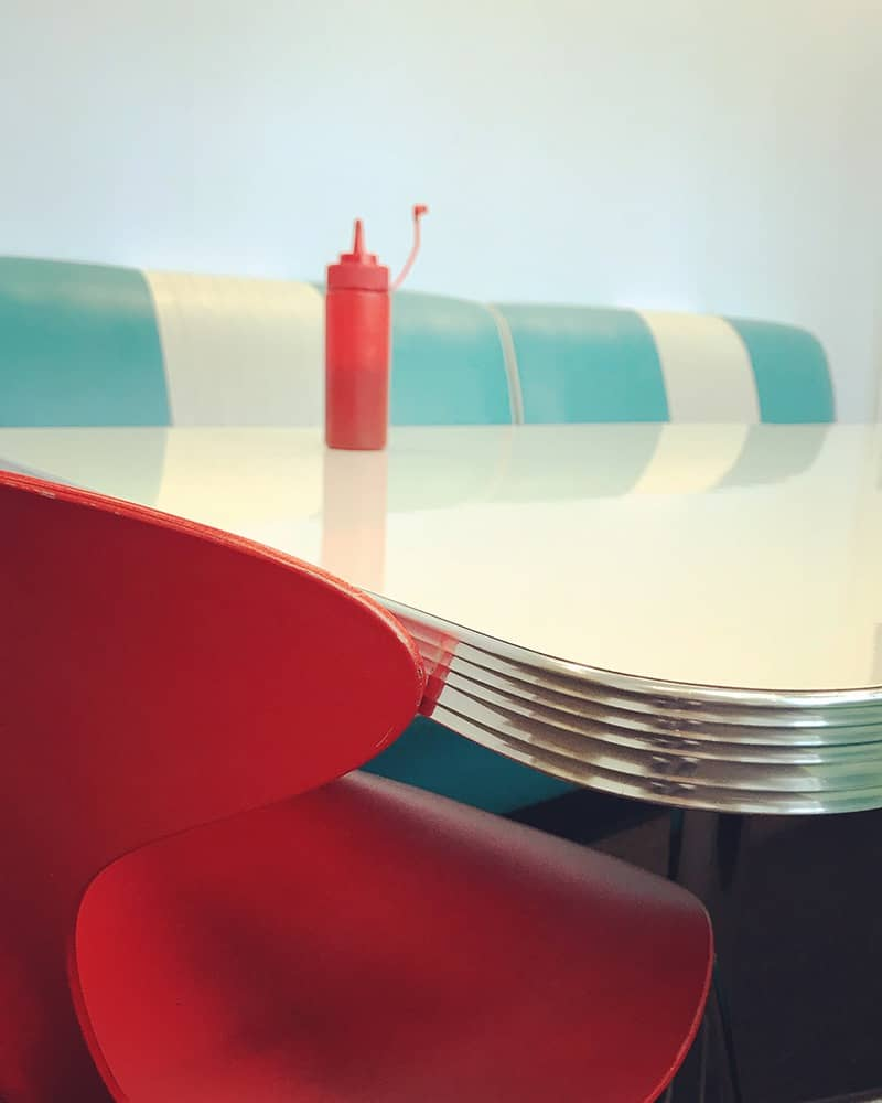 Diner, © Fiona Bailey, United Kingdom, 1st Place – Still Life, IPPAWARDS - iPhone Photography Awards