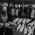 Escape From Ethnic Cleansing / Bangladesh, © Kevin Frayer / Getty Images, Canada, Story News 1st Prize, Istanbul Photo Awards