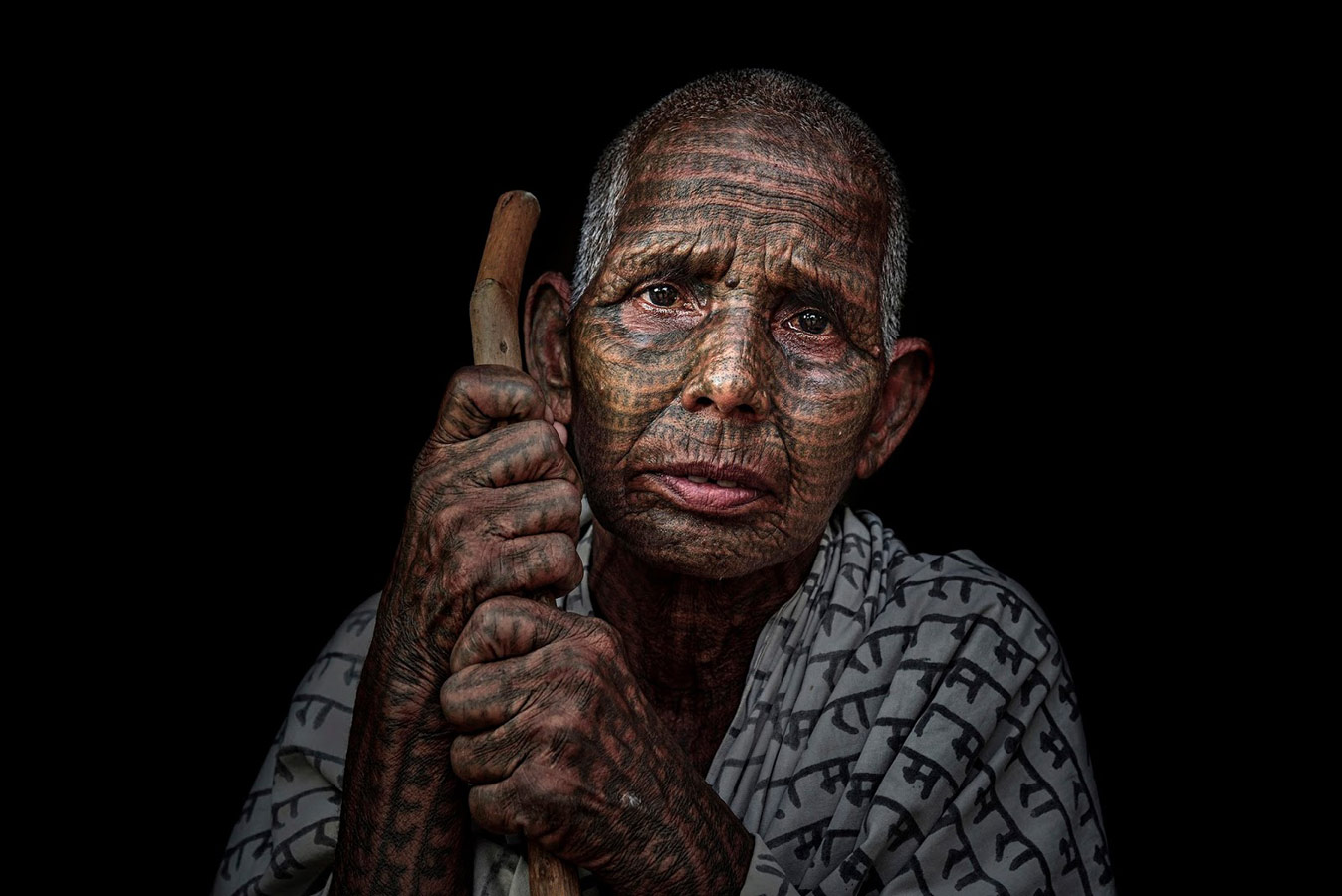 "© Debdatta Chakraborty, IV Award Jalón Ángel 2018 Winner - Portrait Genre, International ""Jalón Ángel"" Photography Awards"