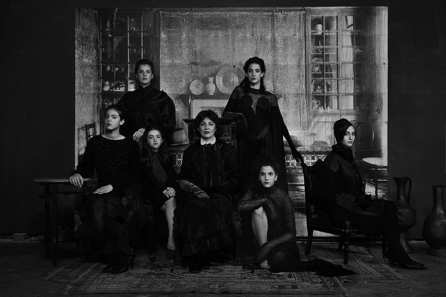 Four Generations of Georgian Women, © Andrew KOVALEV, Russia, Finalist Category A: Defining Family, Kuala Lumpur International Photoawards 2017 Winner