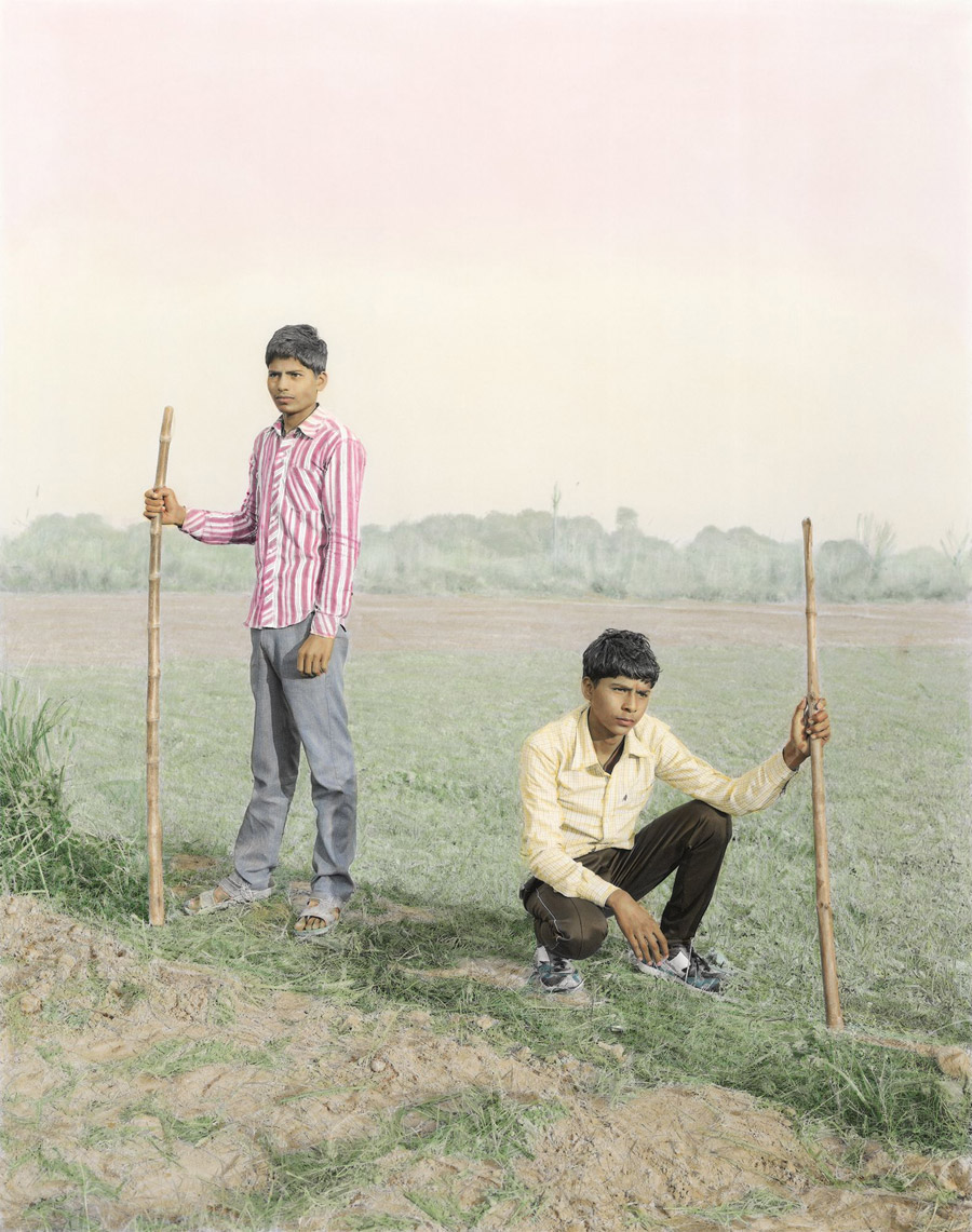 A Myth of Two Souls, © Vasantha Yogananthan, France, Jurors' Picks Winner, LensCulture Portrait Awards