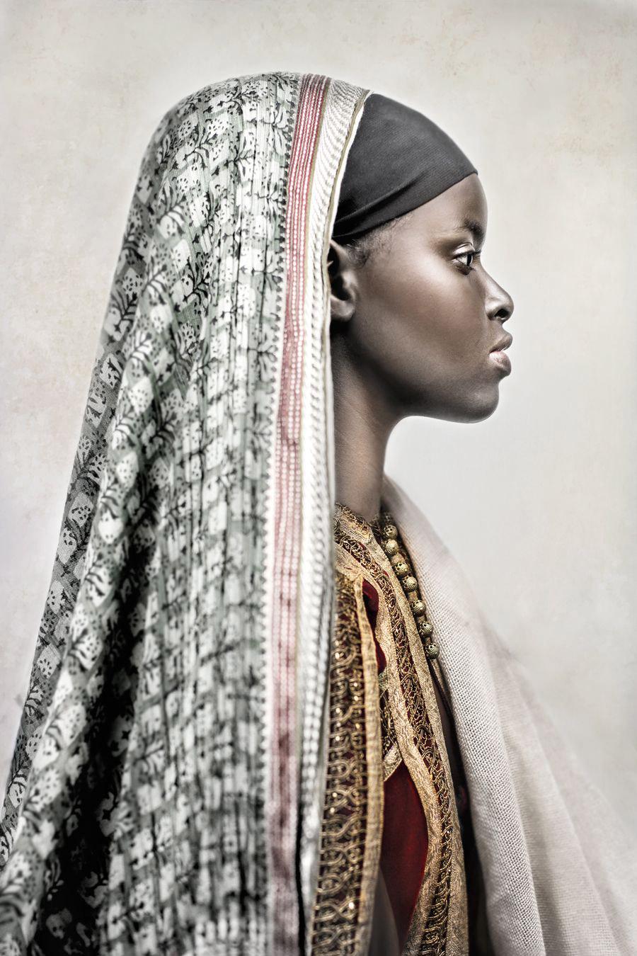 Diaspora: Muna, © Dagmar Van Weeghel, Netherlands, Finalists, LensCulture Portrait Awards