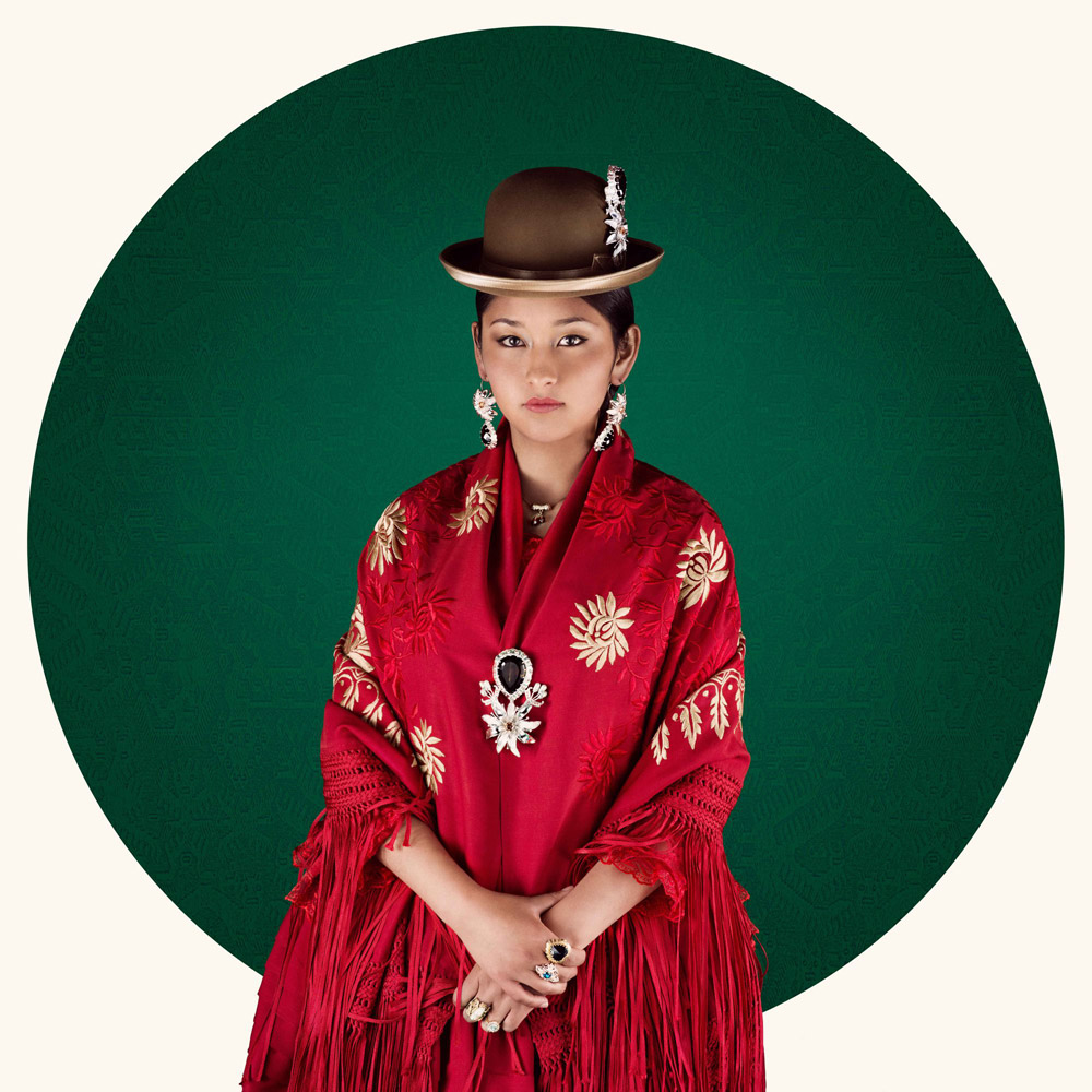 Cholitas, the Revenge of a Generation, © Delphine Blast, France, Finalists, LensCulture Portrait Awards