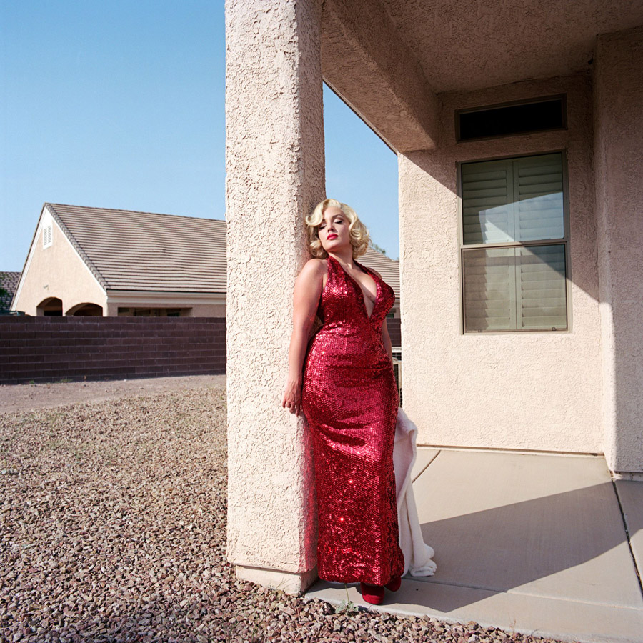 Marilyn, © Emily Berl, United States, Finalists, LensCulture Portrait Awards