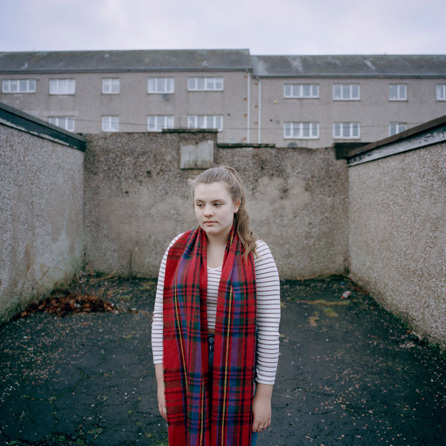 In This Place, © Margaret Mitchell, United Kingdom, Finalists, LensCulture Portrait Awards
