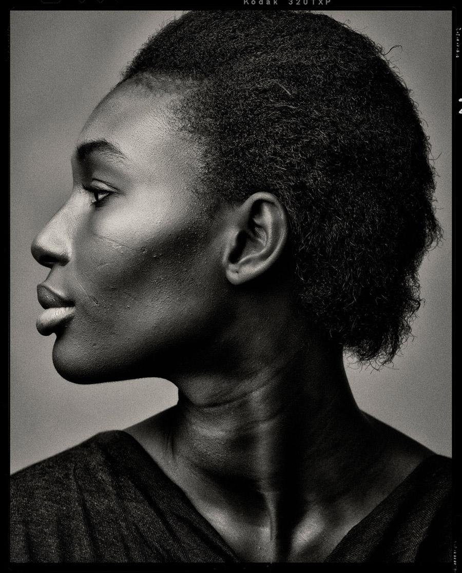 Fatou, © Mart Boudestein, Netherlands, Finalists, LensCulture Portrait Awards