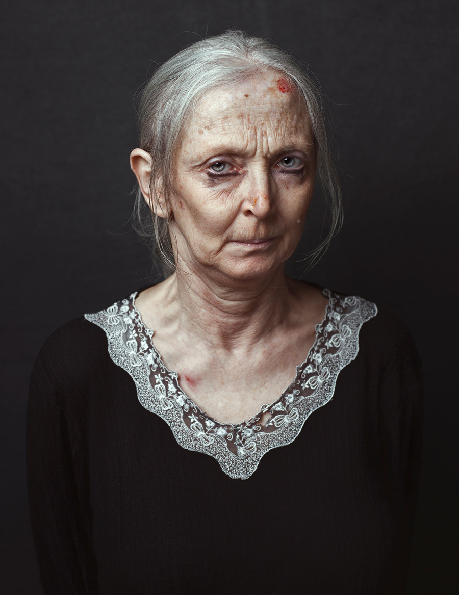 Daniela: Portrait of My Mother, © Niko Giovanni Coniglio, Italy, Finalists, LensCulture Portrait Awards