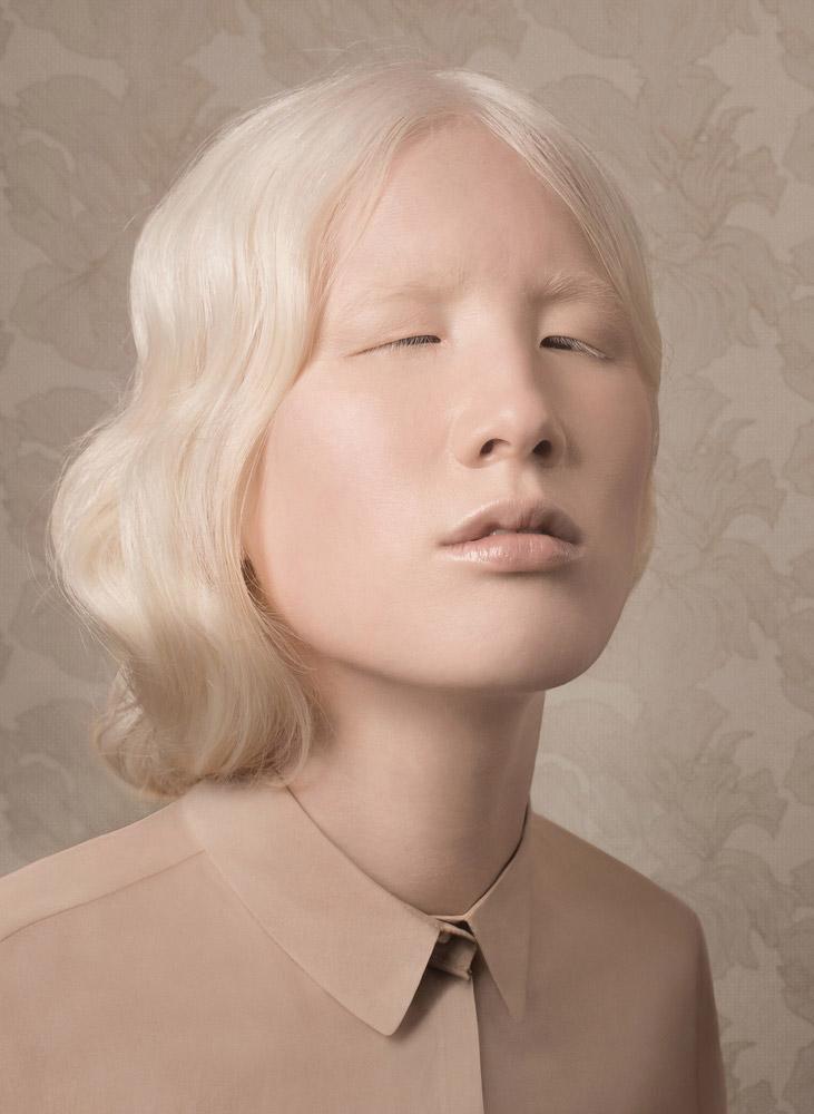 Nude, © Justine Tjallinks, Netherlands, 1st Place Single Image Winner, LensCulture Portrait Awards