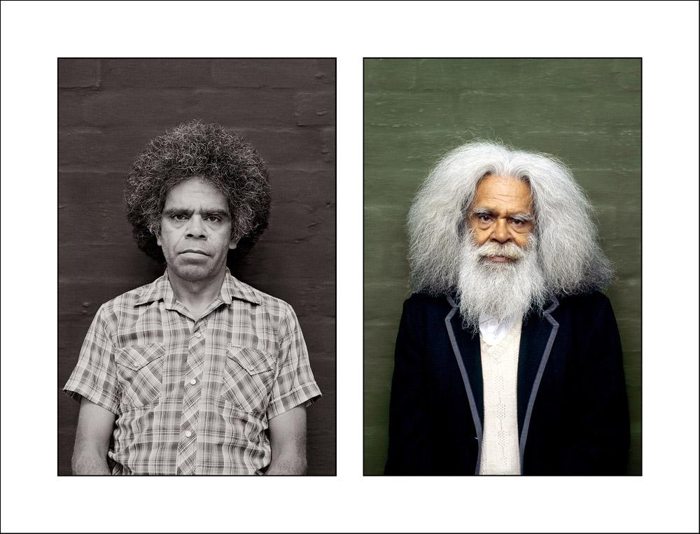 A Portrait Revisited: 1986, 2006, © Roderick McNicol, Australia, Juror's Pick, LensCulture Portrait Awards
