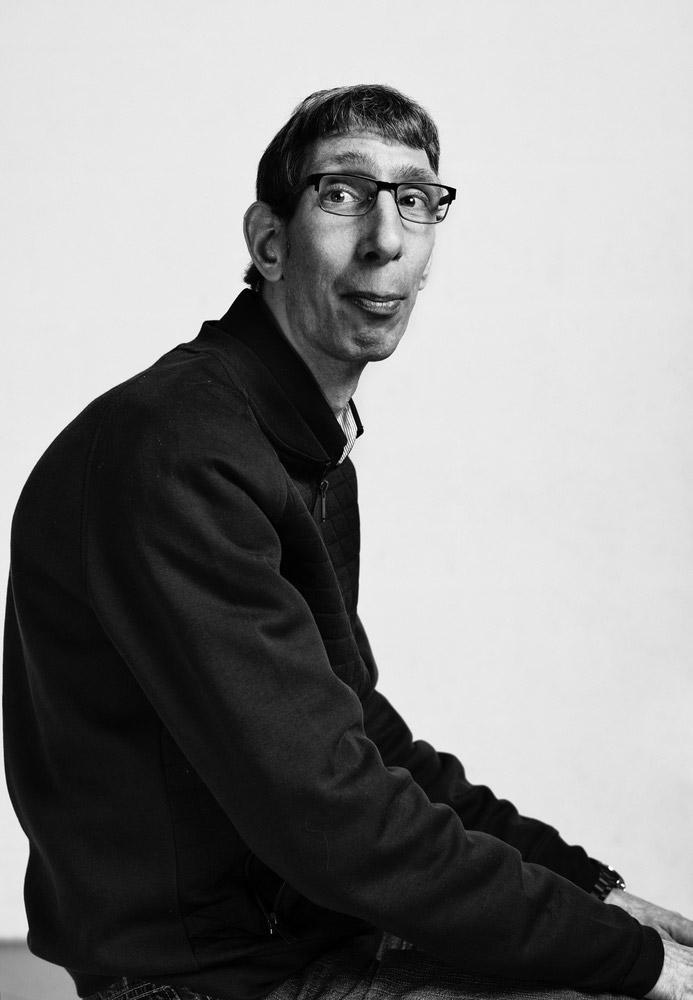 Niels Blenderman, © Sander Troelstra, Netherlands, Juror's Pick, LensCulture Portrait Awards