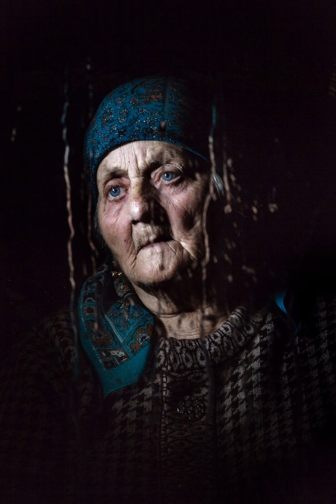 The Ordeal: Last Witnesses of Stalin's Mass Exiles, © Dmitri Beliakov, Russian Federation, Finalist, LensCulture Portrait Awards
