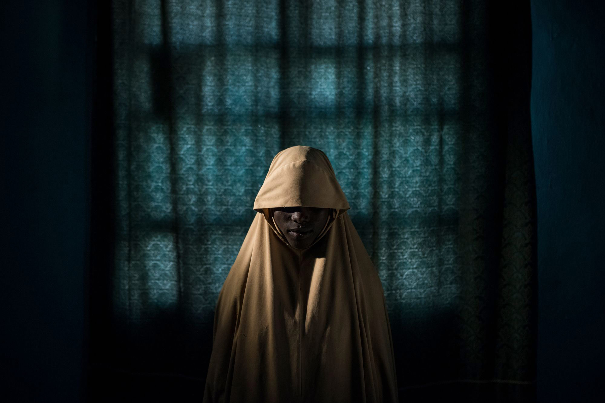Boko Haram Strapped Suicide Bombs to Them, © Adam Ferguson, United States, 2nd Place Series, LensCulture Portrait Awards