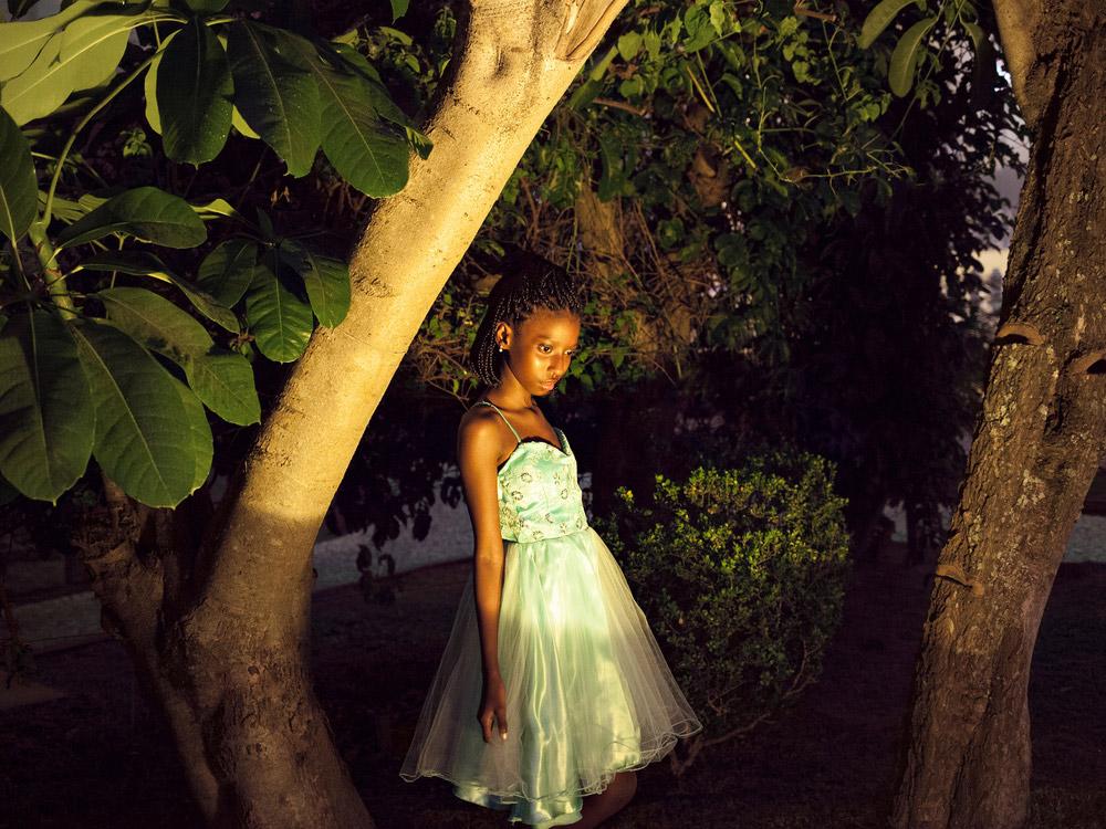 Maysa, © Luisa Dorr, Brazil, Finalist, LensCulture Portrait Awards