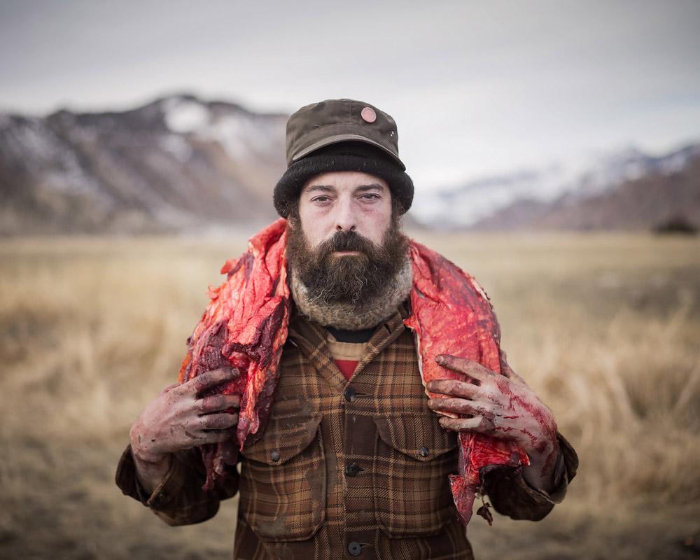 The Gleaners, © Matt Hamon, United States, Finalist, LensCulture Portrait Awards
