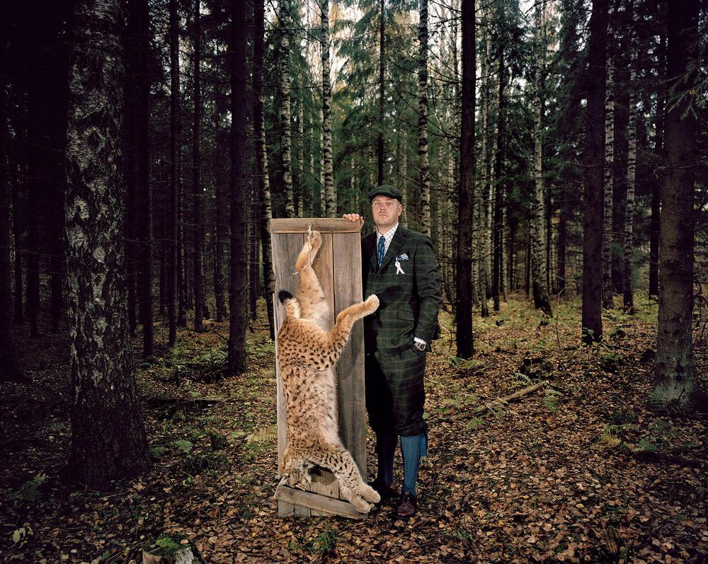 Subjective Trophies, © Pierre Abensur, France, Finalist, LensCulture Portrait Awards