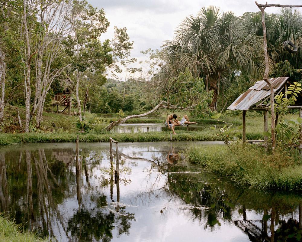 Maravilla del Mundo (Wonder of the World), © Thomas Locke Hobbs, United States, Finalist, LensCulture Portrait Awards