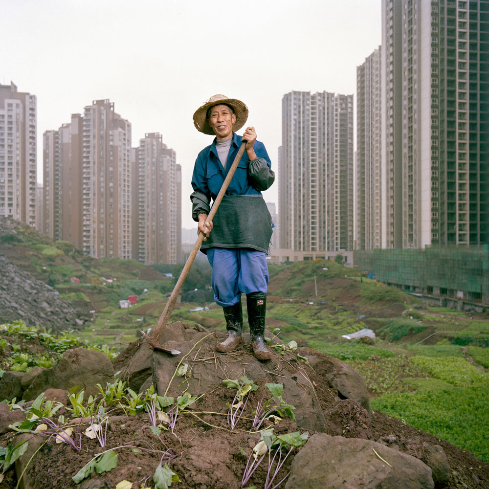 Metamorpolis, © Tim Franco, China, Finalist, LensCulture Portrait Awards