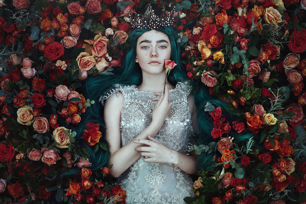 In Bloom, © Bella Kotak, Shortlist in Photography, Finalists in Photography, Student Category, London International Creative Competition (LICC)