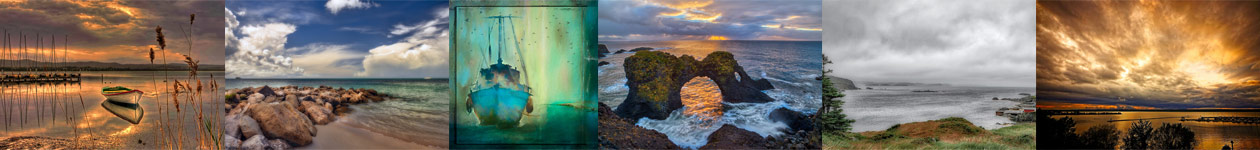 """SeaScapes"" Online Art Competition - Light Space & Time"