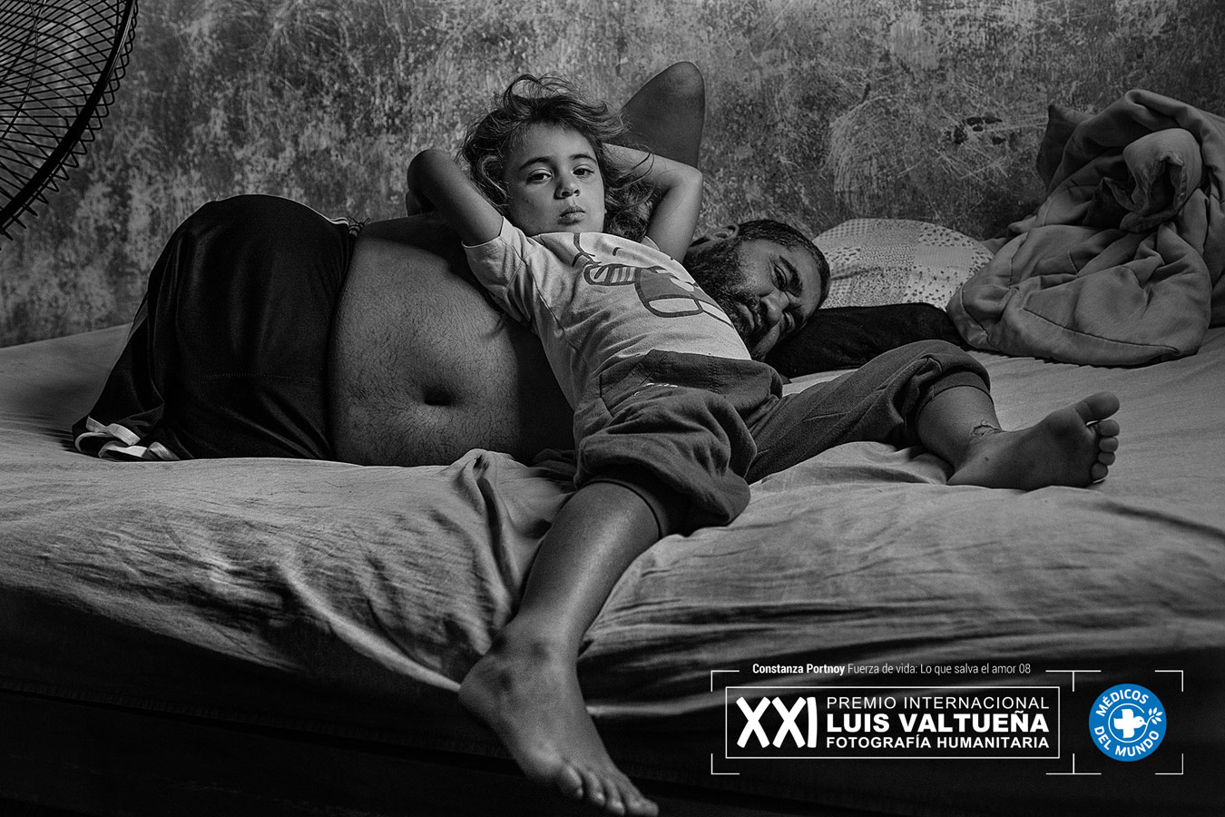 © Constanza Portnoy, Luis Valtueña International Humanitarian Photography Award
