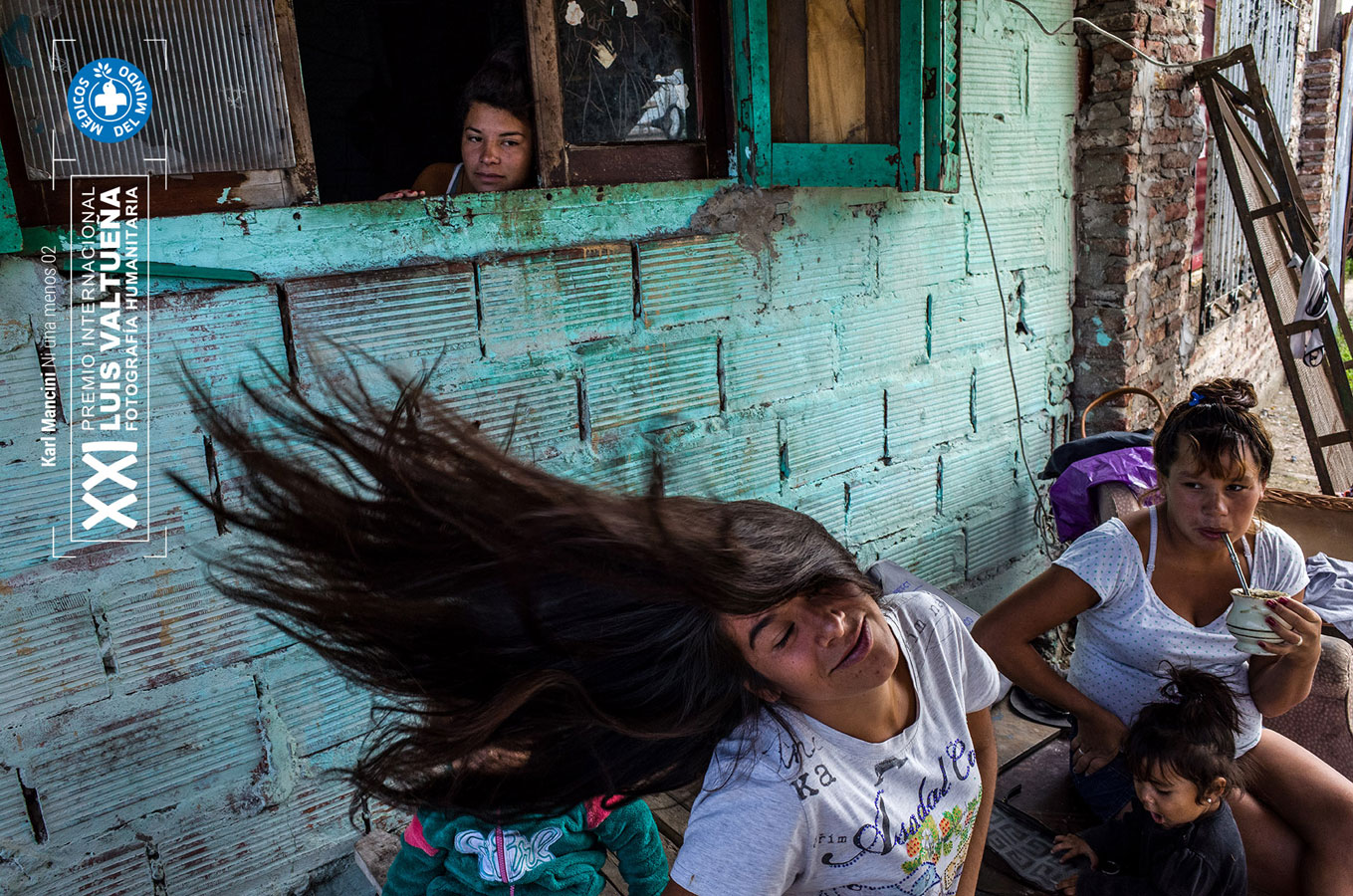 © Karl Mancini, Luis Valtueña International Humanitarian Photography Award