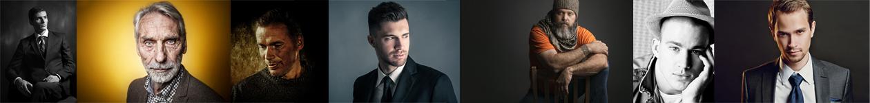 Male Portraits Photo Contest