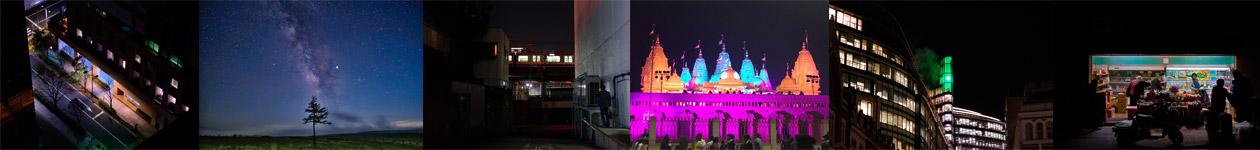 Nightscape Photo Contest - Marumi