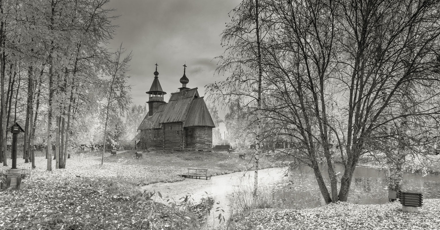 Kostroma, © Yuri Pritisk, Russia, Filter: Half ND, Cityscape Photography x Filter Photo Contest - Marumi