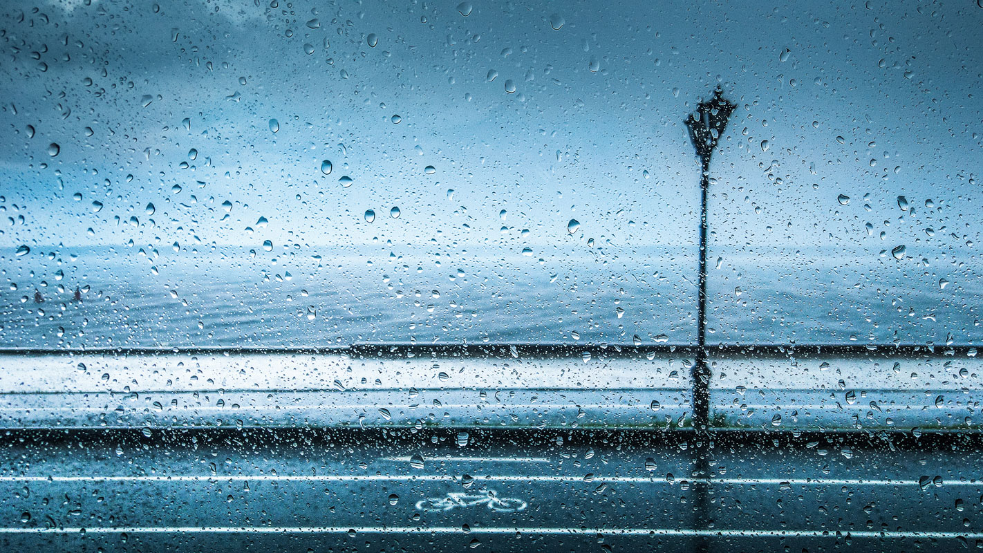 During the Rain, © Yuri Pritisk, Russia, Filter: Polarizing (PL), Cityscape Photography x Filter Photo Contest - Marumi