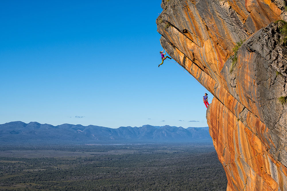 Clean Cuts, © Simon Carter, Australia, Mountain Climbing Winner, Memorial Maria Luisa Photography Contest