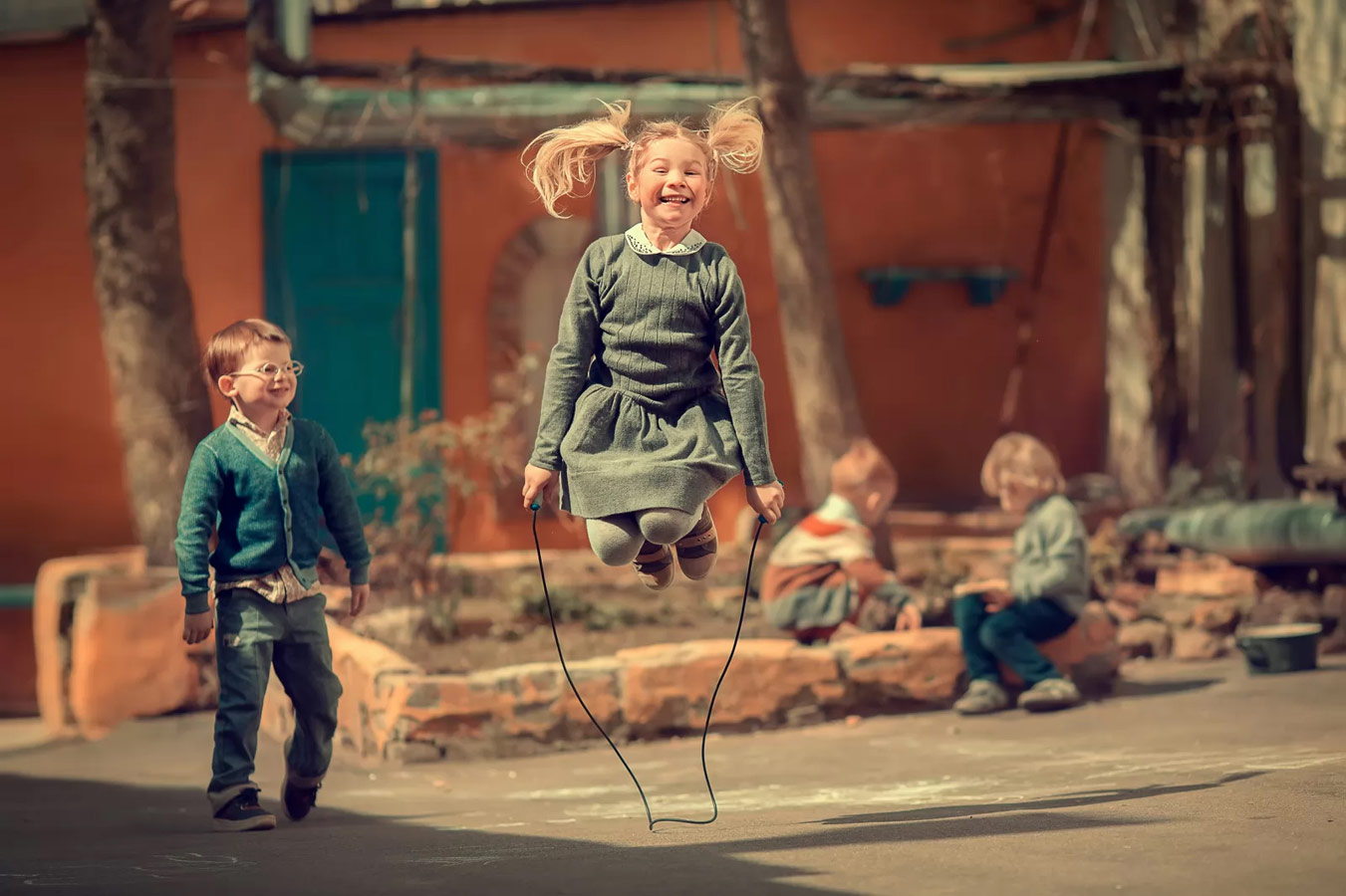 Jump Rope, © Marianna Smolina, Global Grand Prize Winner, Metro Photo Challenge