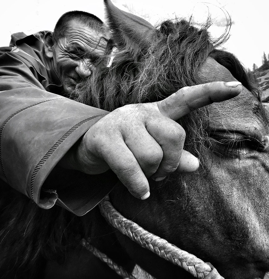 Born to be a Nomad, © Yongmei Wang, 1st Place People Photos Winner, Mobile Photography Awards