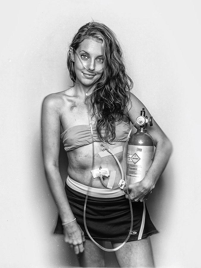 Bailey, © Ian Pettigrew (Canada), Portrait Winner (Professional), Monochrome Photographer of the Year 2017 (Professional), Monochrome Photography Awards