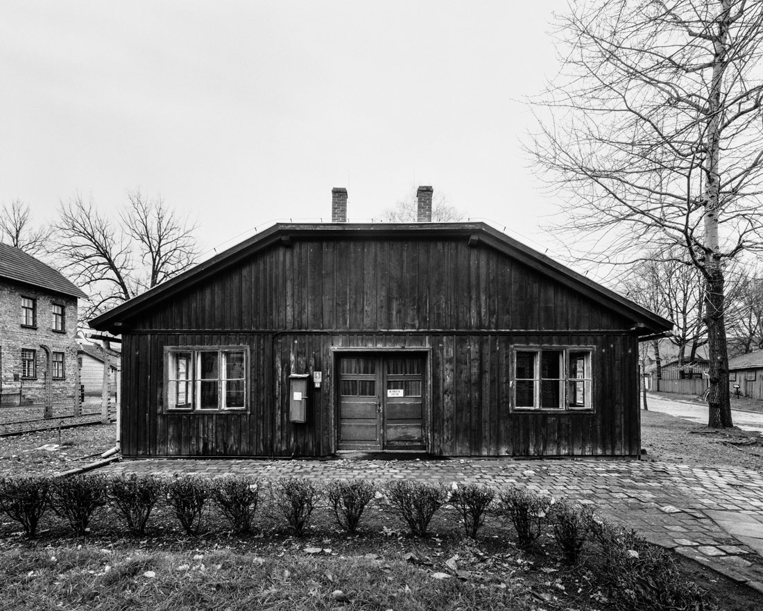 Auschwitz - Ultima Ratio Of The Modern Age<br> © Tomasz Lewandowski, Germany<br> 1st Place - Black & White Architectural Series Of The Year 2017, MonoVisions Photography Awards