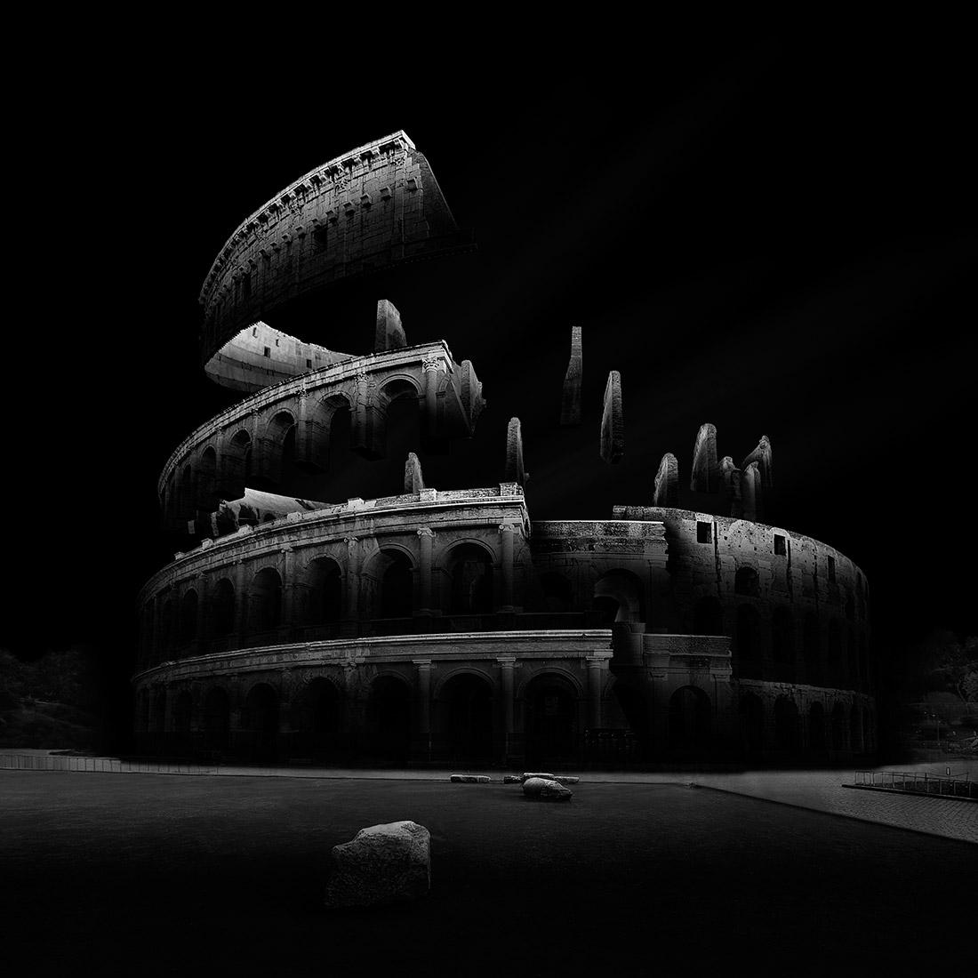 GRVTY2, © Daniel Garay Arango, Black & White Series of the Year 2018, MonoVisions Photography Awards
