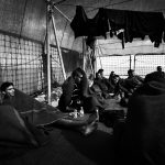 The refugrants, © Rui Caria, 1st Place - Black & White Photojournalism Series of the Year 2018, MonoVisions Photography Awards