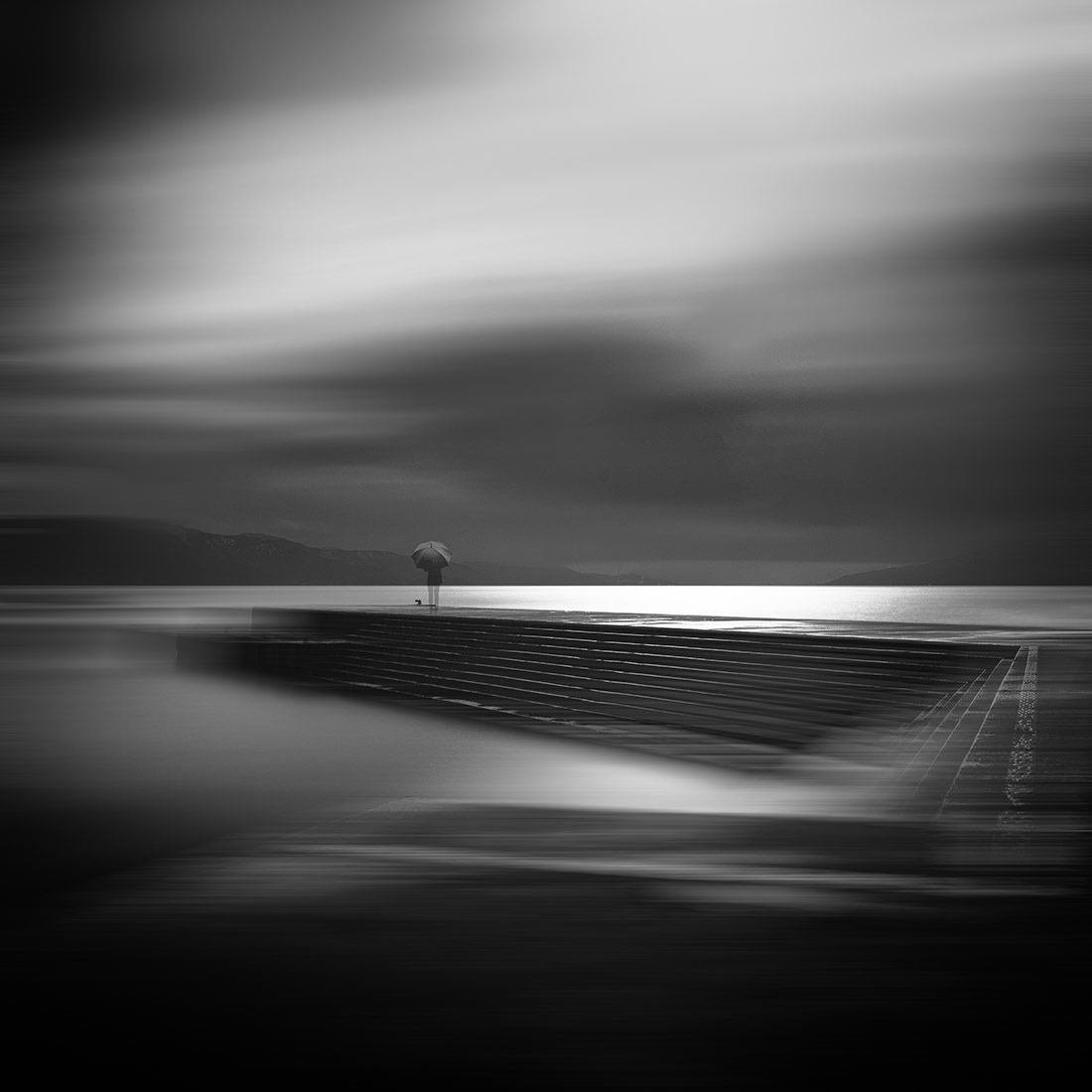 Memory, © Seong Joe Woo, 1st Place - Black & White Fine Art Photo of the Year 2018, MonoVisions Photography Awards