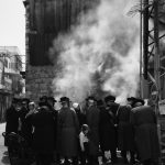 """Mea shearim – The streets"", © Ofir Barak, Israel, 1st Place – Black & White Street Series Of The Year 2017, MonoVisions Photography Awards"