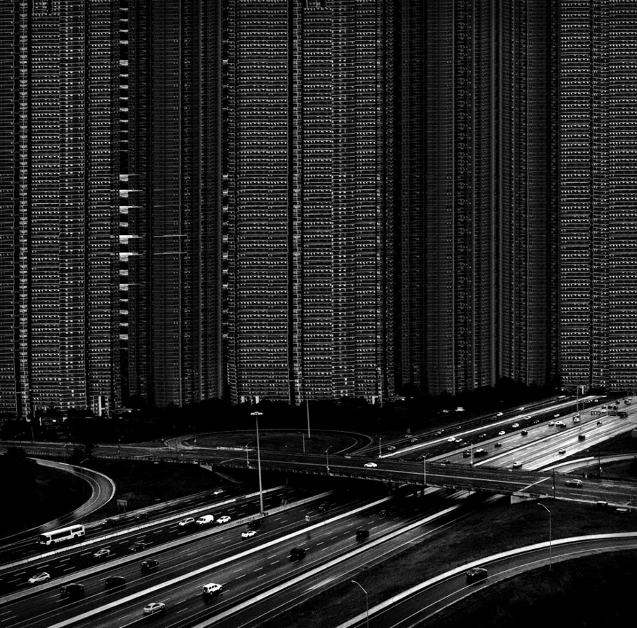 Highway, © Madiha Abdo, UK, 1st Place - Black & White Architectural Photo Of The Year 2017, MonoVisions Photography Awards