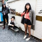 """Day In The Life: The Coathangers"", © Jeanette D. Moses, Ridgewood, NY, United States, Professional : Artist Portraits, Ultimate Music Moment"