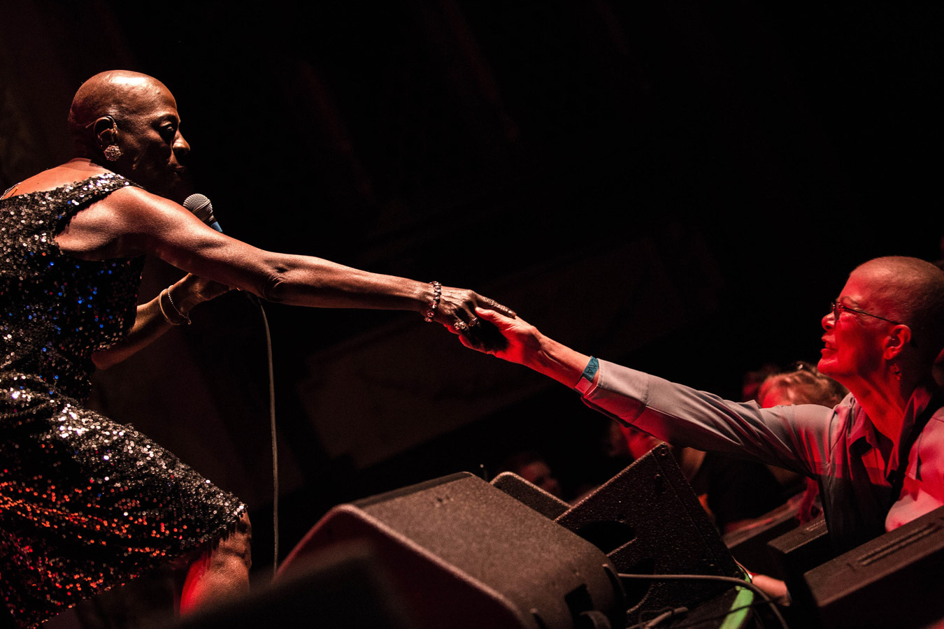 """Miss Sharon Jones"", © Jeffrey Neubauer, Missoula, MT, United States, People's Choice : Winner, Ultimate Music Moment"