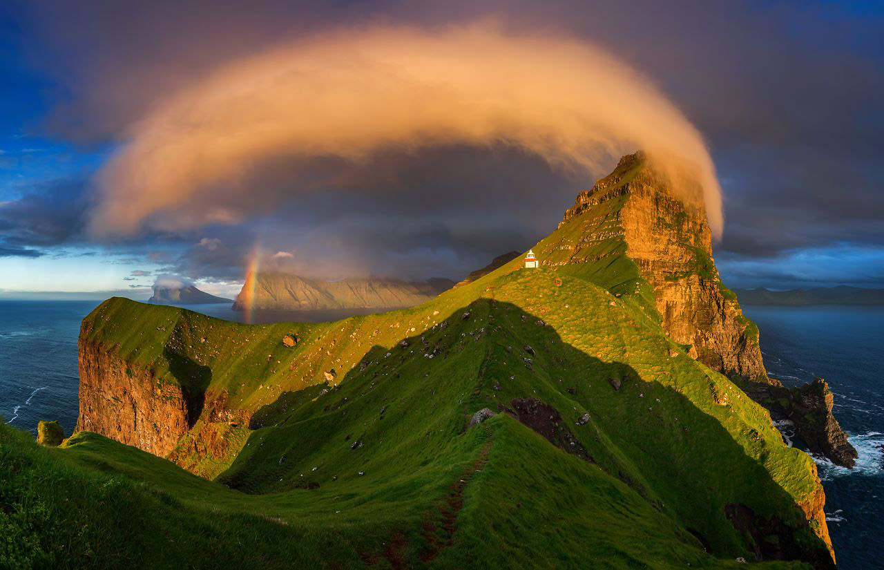Kalsoy, © Wojciech Kruczyński, People's Choice, Landscapes, National Geographic Nature Photographer of the Year Contest