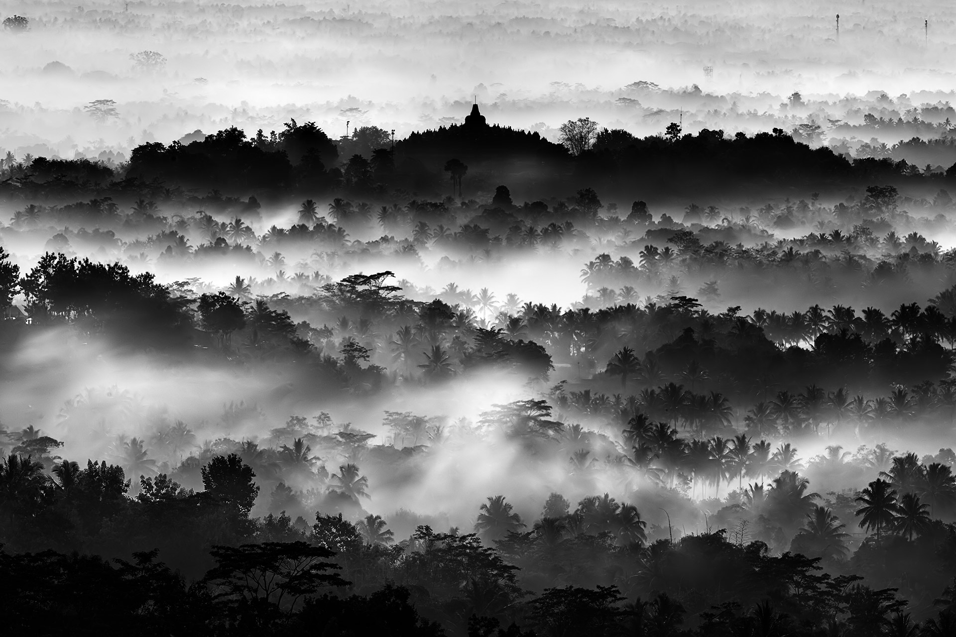 Mystical Borobudur, © Handi Laksono, Indonesia, Grand Prize, Nature's Best Photography Asia