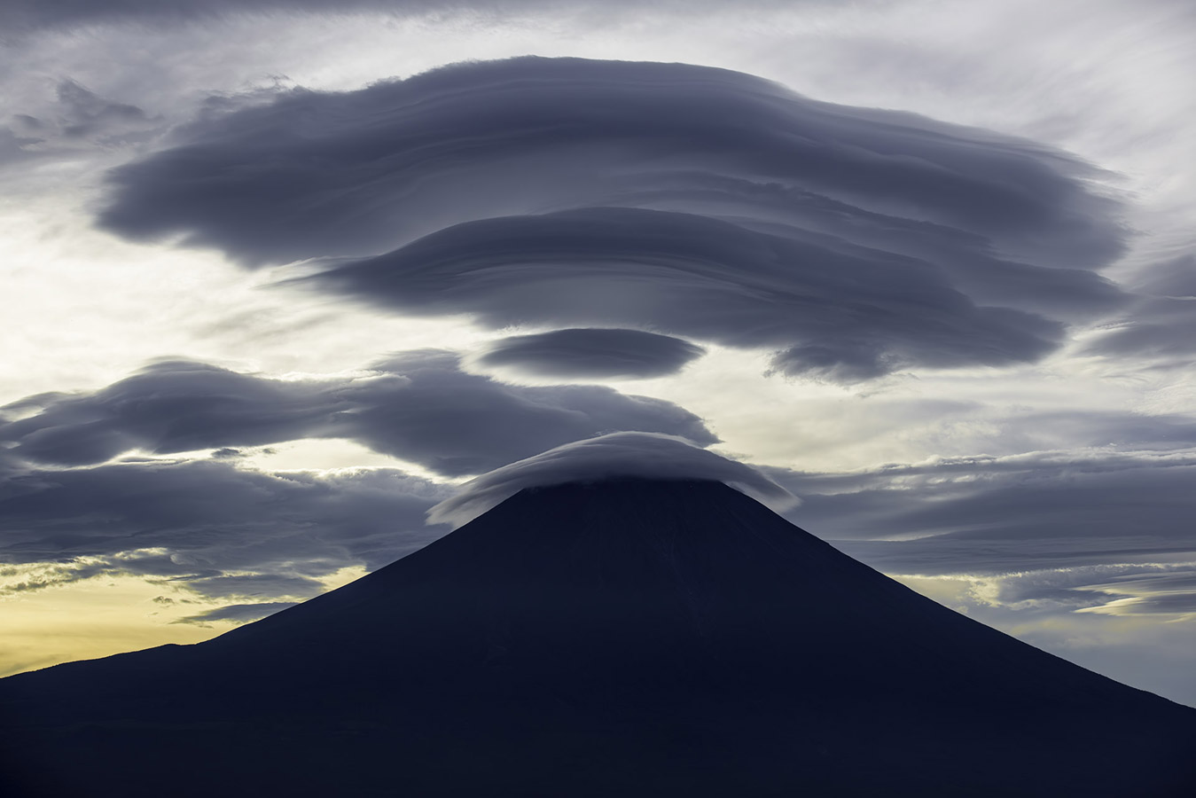 The big clouds, © Takashi, Tokyo, Japan, Highly Honored Landscape, Nature's Best Photography Asia