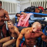 Pumping iron in Russia, © Eduard Korniyenko, Russia, Editorial: Sports, ND Awards Photo Contest