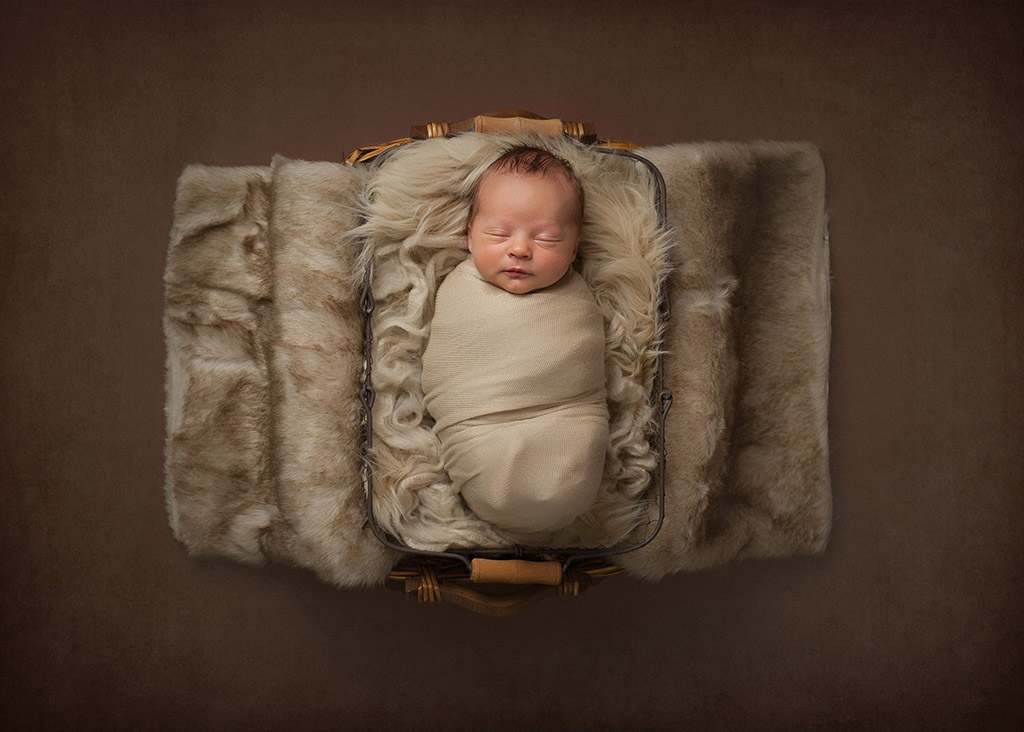 Snug as a bug in a rug, © Amy West, USA, Newborns Photo Contest
