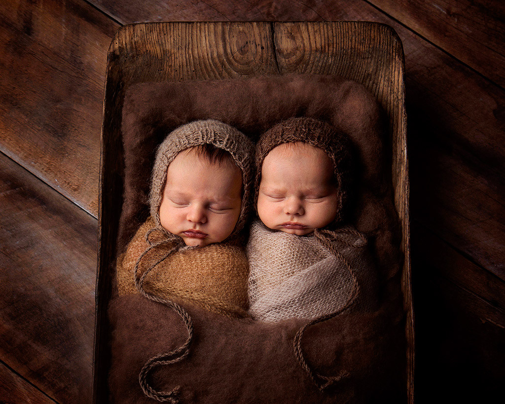 Two, © Anna Arvidsson, Sweden, Newborns Photo Contest