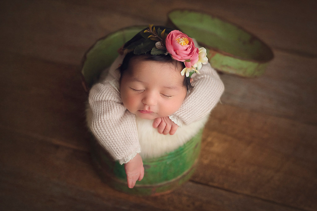 Sherine, © Miet Neirinckx, Belgium, Newborns Photo Contest